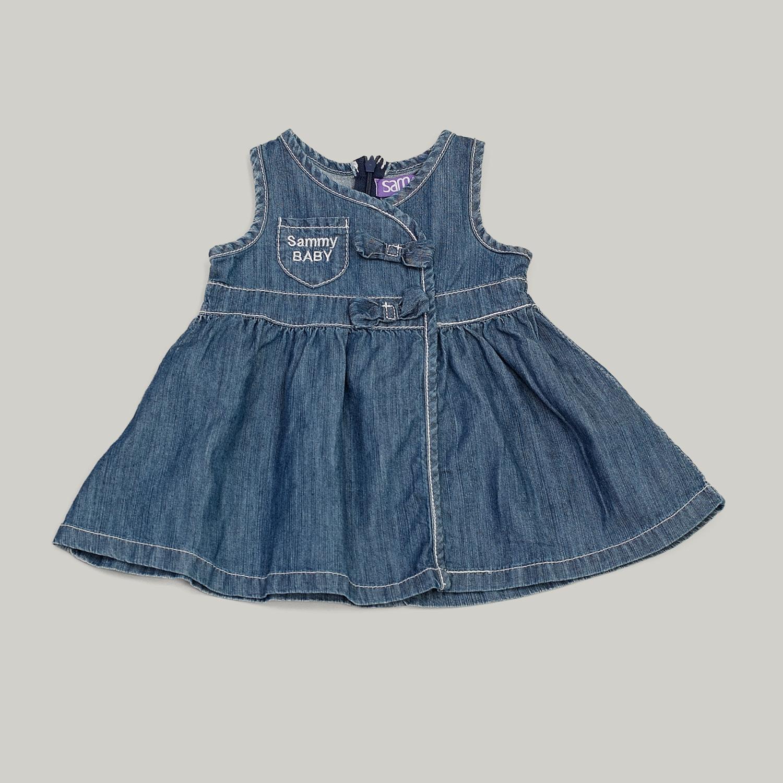 Джинсовые Платья 11